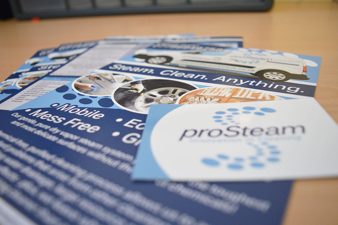 Print printing web graphic design in lincoln uk brockle design prosteamscreenshots1g reheart Choice Image